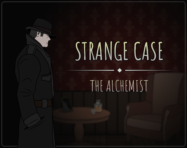 Strange Case: The Alchemist